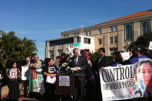 Tease photo for San Diegans Rally For Immigration Reform