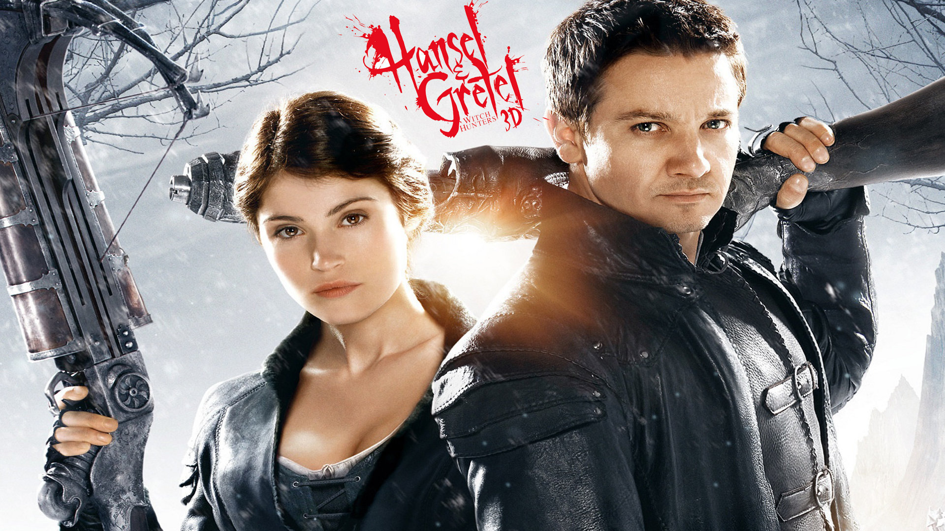 review: 'hansel & gretel: witch hunters' | kpbs