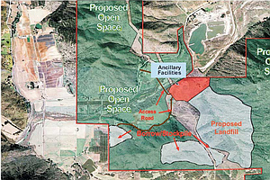 Tease photo for Gregory Canyon Landfill Hearing Thursday Night