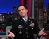 Tease photo for Medal Of Honor Recipient Clinton Romesha Visits Letterman Show (Video)