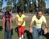 San Diegans Make 'Em Laugh With Laughter Yoga Practice