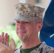 Tease photo for Gen. John Allen To Retire (Video)