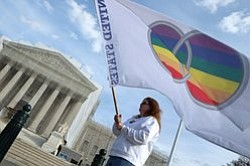 Obama Urges Supreme Court To Overturn California's Gay Marriage Ban