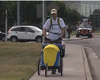 Volunteer Will Walk And Wheel 3,200 Miles To Support Meals On Wheels