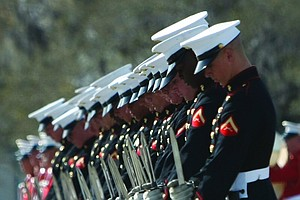 Sequestration Stops Marines Tuition Assistance Program