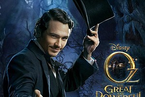 Tease photo for Review: 'Oz the Great and Powerful'