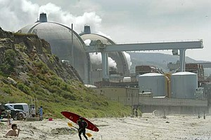 Tease photo for Feds Release Confidential Report On San Onofre Nuclear Plant