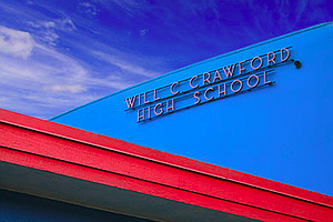 Tease photo for Back Together Again: Crawford Students Adjust to Consolidated Campus