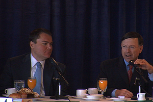 DeMaio, Goldsmith Discuss 'Future Of Pension Reform'