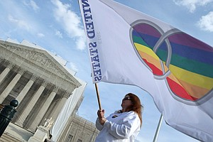 Tease photo for California's Prop 8 Set To Go Before Nation's Highest Court
