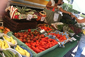 Tease photo for San Diegan Hopes To Make Farmers Markets Go-To Place For Food