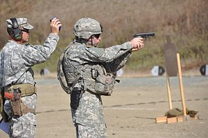 California Nat'l Guard Soldiers From San Diego Deploying ...