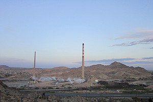 Iconic Smokestacks Demolished In El Paso