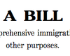 Tease photo for Full Text: Gang Of Eight's Immigration Bill