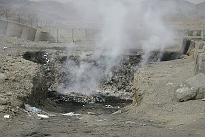 Tease photo for Report: Military Wasted Millions Using Controversial Burn Pits