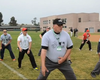 MLB Umpires Train Camp Pendleton Marines For Careers In Baseball (V...