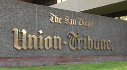 Tease photo for U-T San Diego Circulation Increases 9 Percent