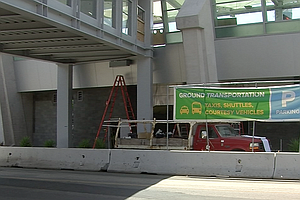 Tease photo for Lindbergh Field Opens 600 New Parking Spots