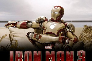 Tease photo for Review: 'Iron Man 3'