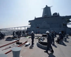 Watch Time Lapse Video Of USS Anchorage Leaving San Diego