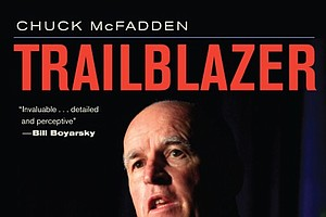 Jerry Brown Called 'Trailblazer' In New Biography