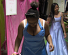 Tease photo for San Diego Students Get Ready For Prom In Donated Dresses
