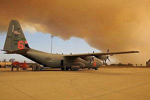 Sequestration Will Hurt Firefighting Ability, Says Califo...