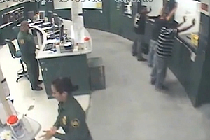 Video Released In Alleged Border Patrol Abuse