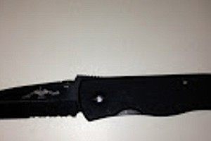 Tease photo for Navy SEAL Auctioning Knife From Osama Bin Laden Mission