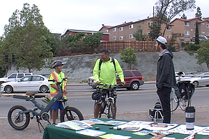 Tease photo for 'Bike To Work Day' Highlights San Diego's Infrastructure Needs