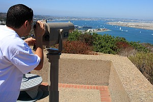San Diego's Tourism Engine Winding Up