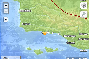 Tease photo for 4.8-Magnitude Quake Shakes S. California Coast