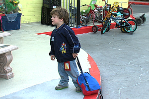 Homeless Babies And Toddlers Endure Tough, Long Days On S...