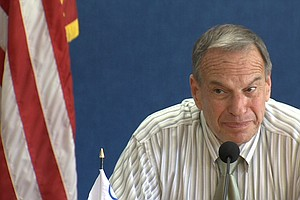 Tease photo for San Diego Mayor Bob Filner Discusses TMD, City Unions, Revised Budget & La Jolla Cove