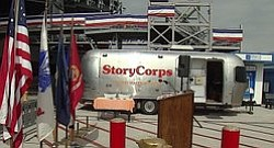 StoryCorps In San Diego To Record Veteran's Stories