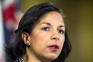 Shakeup: Susan Rice To Be Obama's National Security Adviser