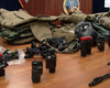 Cars, Drugs And Military Equipment Captured In Undercover Operation...