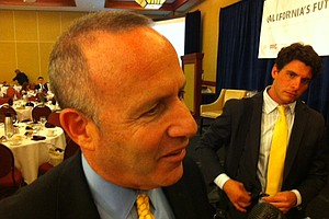 Tease photo for Steinberg: Calif. Budget Talks Positive, Moving Forward