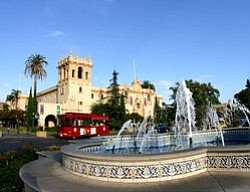 Parking Spaces Removed From Balboa Park