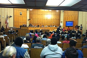 San Diego City Budget Passed, City Attorney Funding Maint...