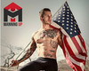 Marine Veteran Amputee Becomes Underwear Model (Video)