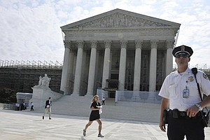 AS THEY HAPPENED: Supreme Court's Latest Rulings