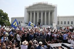 Tease photo for Supreme Court Ruling Brings Relief To Gay Bi-National Couples