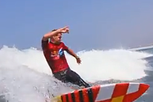 It's East Vs. West At Camp Pendleton Marines Surf Contest...