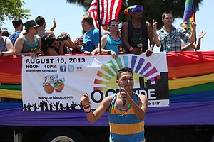 San Diego Pride Festivities Continue Into The Weekend