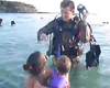 Scuba Diving Soldier Dad Creates Perfect Surprise Reunion (Video)