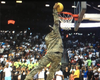 US Airman Shows Off Full Windmill Dunk At USA Showcase (VIDEO)