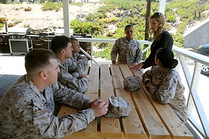 Camp Pendleton Marines Train To Prevent Sexual Assault