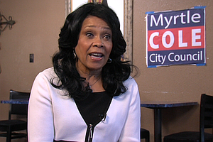 Councilwoman Myrtle Cole Declines To Ask Filner To Resign
