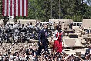 President Obama To Visit Camp Pendleton On August 7
